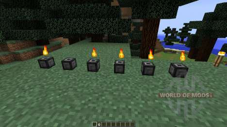 Particle in a Box [1.8] pour Minecraft