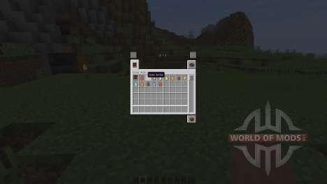 Soda [1.8] pour Minecraft