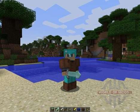 Gardenhead: The Legend [16x][1.8.1] für Minecraft
