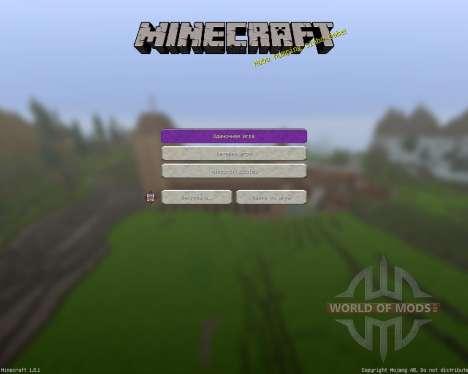 Majoras Mask 3DS [128x][1.8.1] für Minecraft