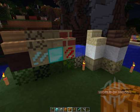 Calidus Warm and Bright [8x][1.8.1] pour Minecraft
