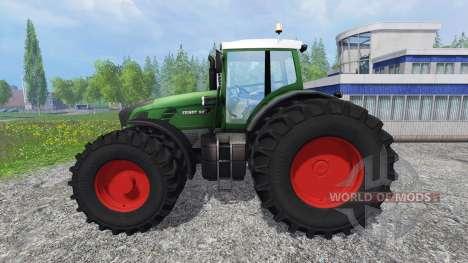 Fendt 936 Vario v1.4 für Farming Simulator 2015