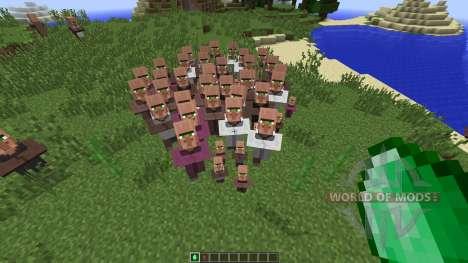 Villagers Need Emeralds [1.7.2] für Minecraft