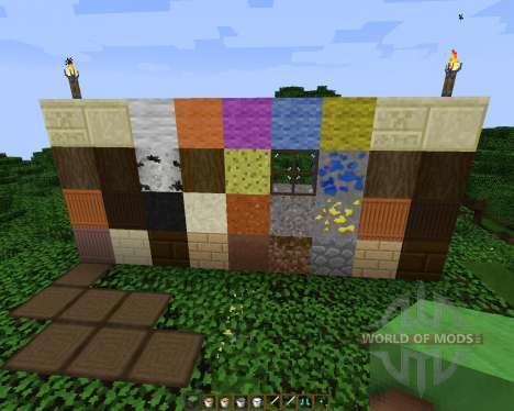 NefariCraft Texture Pack [32x][1.8.8] pour Minecraft