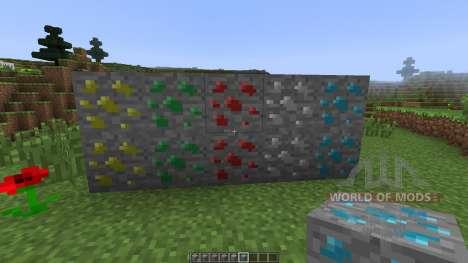 Double Ore [1.7.10] für Minecraft