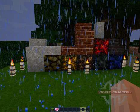 Legend of Zelda Ocarina [128x][1.8.8] pour Minecraft