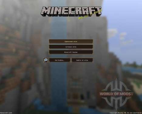 Gerudoku Faithful Resource Pack [32x][1.8.8] pour Minecraft