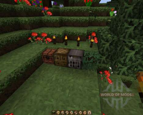 Moray Swift Resource Pack [16x][1.8.8] für Minecraft