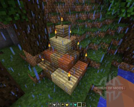 TinyMiner Resource Pack [8x][1.8.1] pour Minecraft