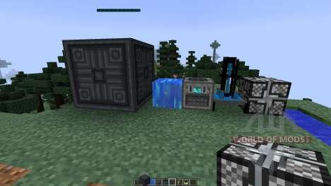 TimeTraveler [1.7.10] für Minecraft