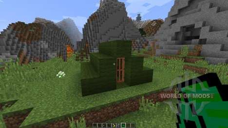 The Zombie Apocalypse [1.8] für Minecraft