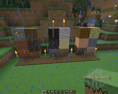 Doodle Blocks HD Resource Pack [128x][1.8.8] pour Minecraft