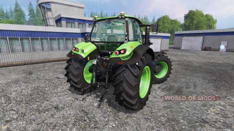Deutz-Fahr Taurus v1.1 pour Farming Simulator 2015