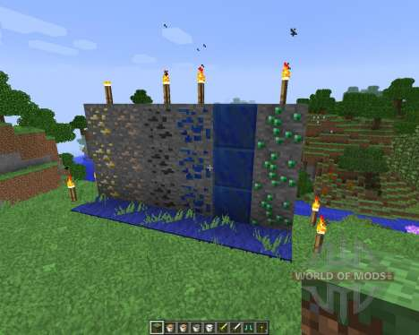 John Smith Legacy [32x][1.8.8] für Minecraft