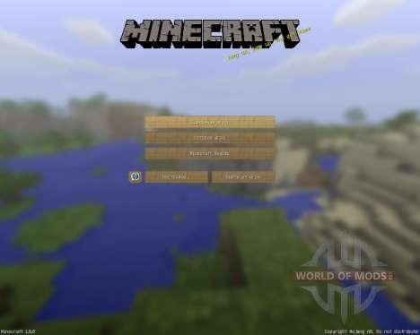 AvienCraft Reborn Resource Pack [16x][1.8.8] pour Minecraft