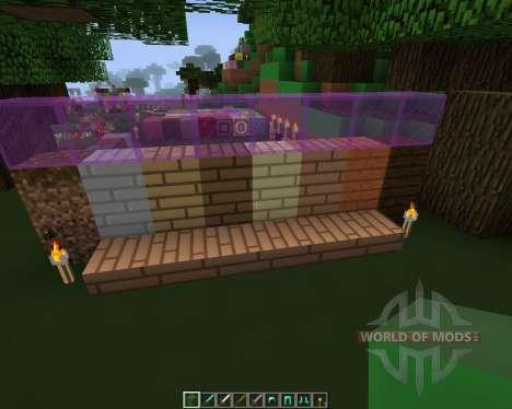 Necrelem SimpleCraft [16x][1.8.8] pour Minecraft