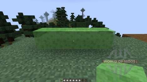 Back in Slime [1.7.10] pour Minecraft