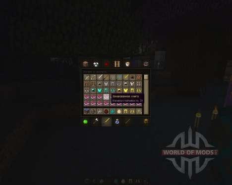 Ariakis PvPack [16x][1.8.8] pour Minecraft