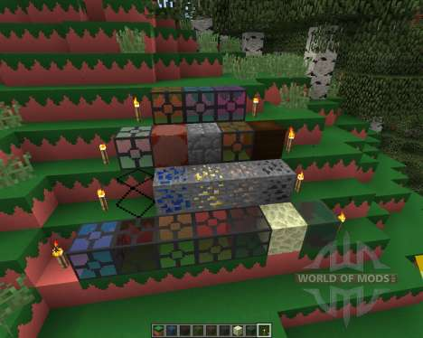 SuperMinecraft v.1.1.2 [16x][1.8.8] pour Minecraft