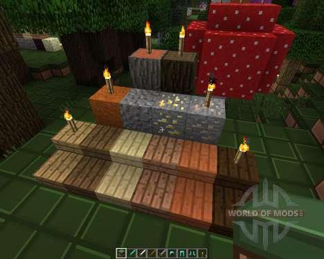 SB Pack [16x][1.8.8] pour Minecraft