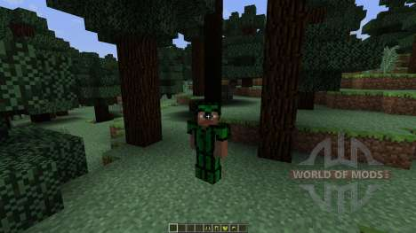 TooMuchArmor [1.7.10] für Minecraft