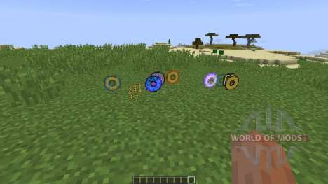The Bagel [1.8] pour Minecraft