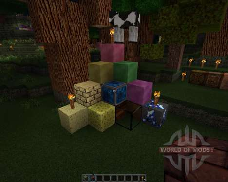 Elements Resource Pack [64x][1.8.8] pour Minecraft