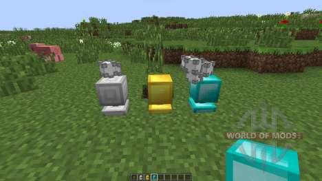 Toggle Blocks [1.7.2] pour Minecraft