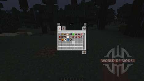 Food Expansion [1.7.10] pour Minecraft