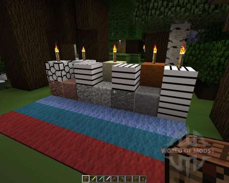 The drawn pack [16x][1.8.1] pour Minecraft