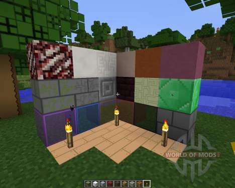 The Mustache Pack Discontinued [64x][1.8.1] für Minecraft