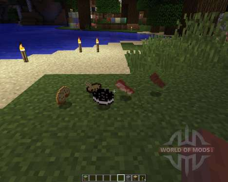 The Bacon Pack [32x][1.8.1] für Minecraft