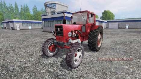 MTZ-82 rot für Farming Simulator 2015