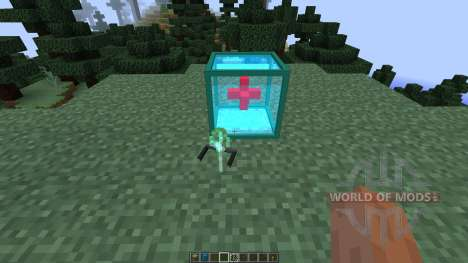 Invisible Zones [1.7.10] für Minecraft
