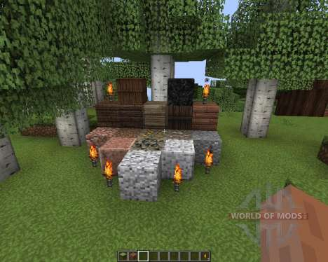 Werian HD Resource Pack [32x][1.8.8] pour Minecraft
