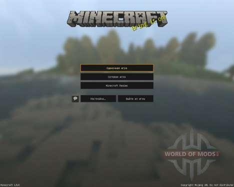 Huntington City Ressource Pack [64x][1.8.8] für Minecraft