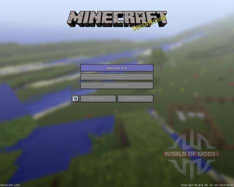 Y-5 Resource Pack [32x][1.8.8] pour Minecraft