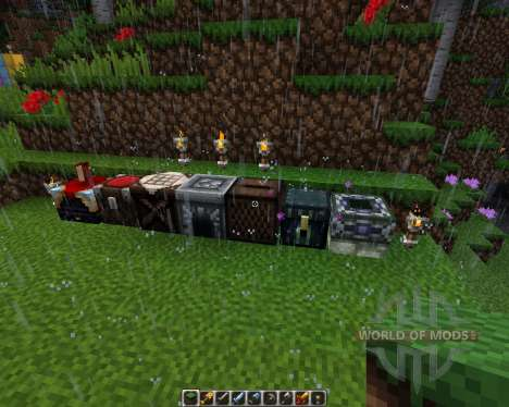 Valkyrie RPG Resource Pack [16x][1.8.8] für Minecraft
