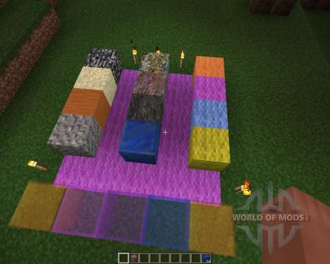 Misas Realistic Resource Pack [64x][1.8.8] pour Minecraft