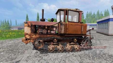 DT-75N v1.1 pour Farming Simulator 2015