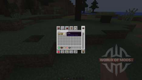 Roxas Straw [1.8] für Minecraft