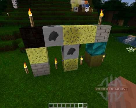 Tom_H_Tiger Pack de Texture [32x][1.8.8] pour Minecraft