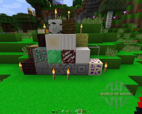 Shacked Pack 2.0 [16x][1.8.8] pour Minecraft