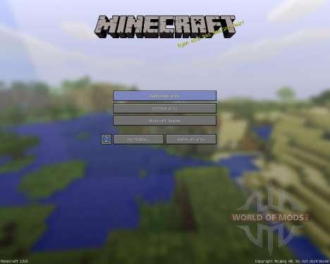 Simplified Minecraft Textures [16x][1.8.8] für Minecraft