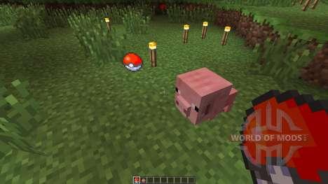 Pokeball [1.5.2] pour Minecraft