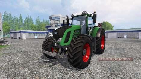 Fendt 936 Vario v3.5 für Farming Simulator 2015