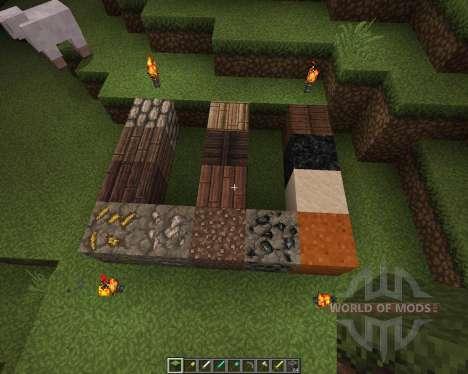 Filmjolks Medieval Resource Pack [32x][1.8.8] für Minecraft