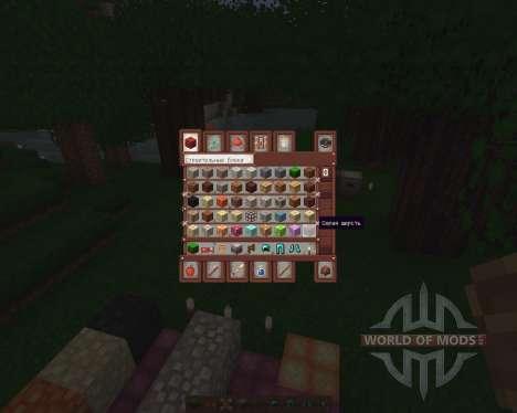 Ignafs Quadral resourcepack [16x][1.8.8] pour Minecraft