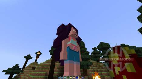 Steven Universe World [1.7.10] pour Minecraft