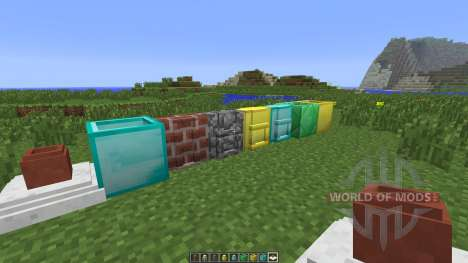 Decorative Marble and Chimneys [1.6.4] für Minecraft